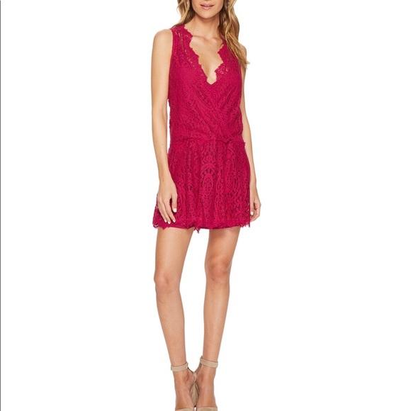 abb2cf605eab7 Free People Dresses | Heart In Two Lace Mini Dress Small | Poshmark